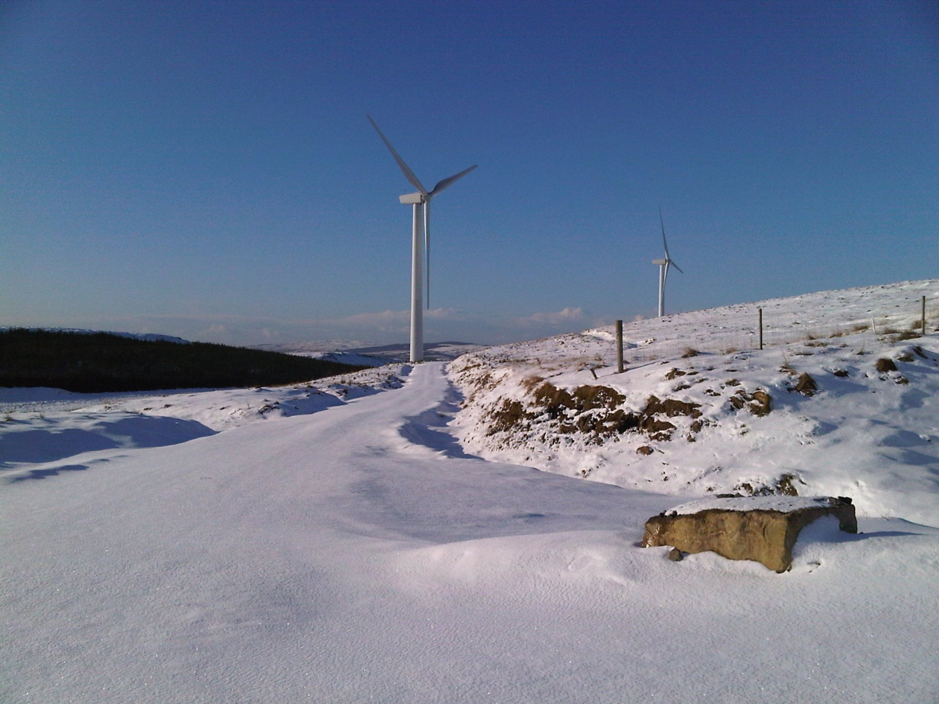 Photo taken by Francis McKenna for Global Wind Day Competition 2013