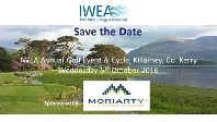 IWEA Annual Golf Event & Cycle - 5th October 2016