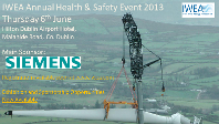 "IWEA Annual Health & Safety Event 2013 ""Managing Traditional Risk with New Energy"""